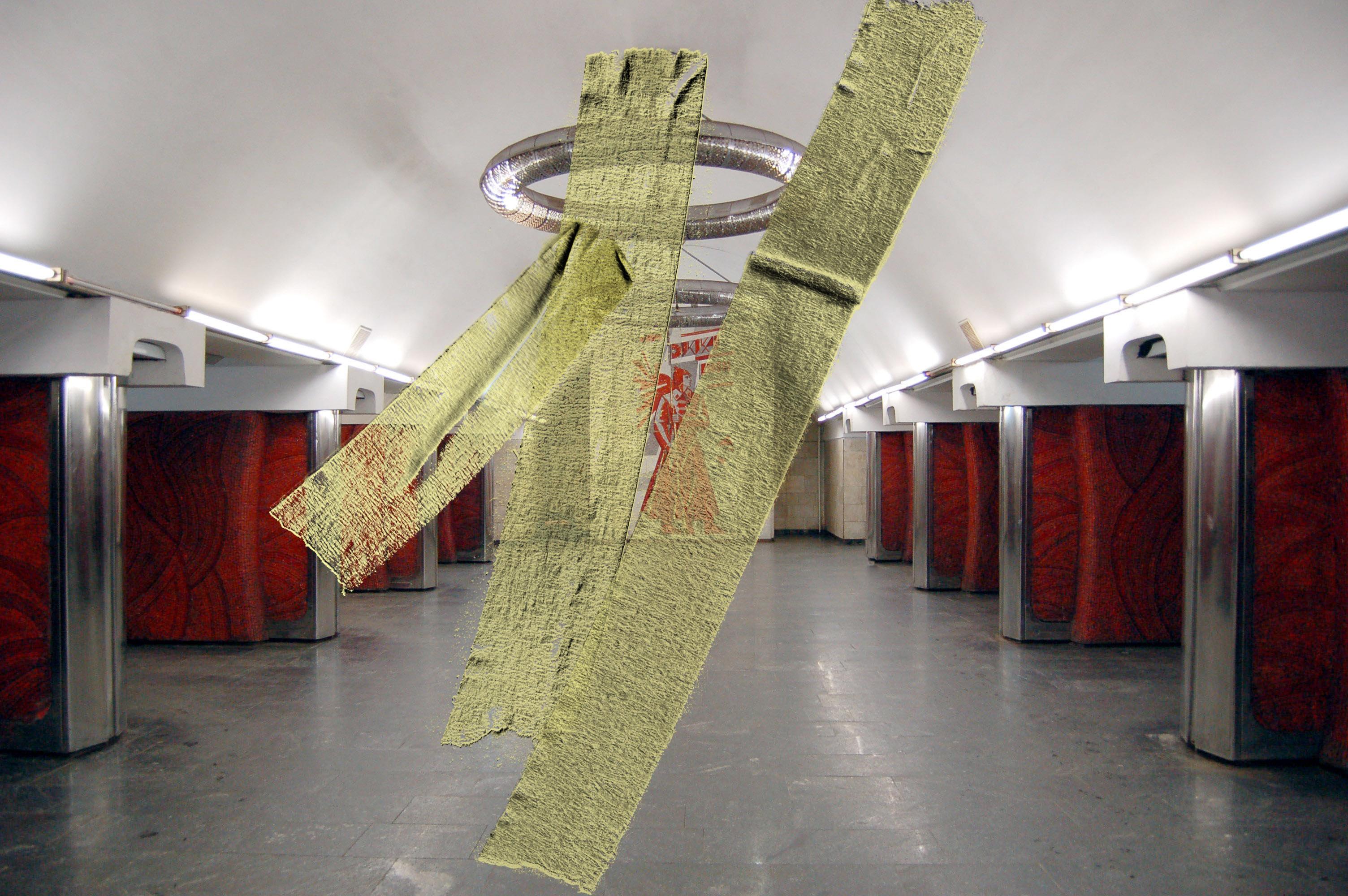 Відкритий лист щодо знищення мозаїк радянського періоду в метрополітені